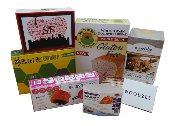 Food Box Folding Cartons