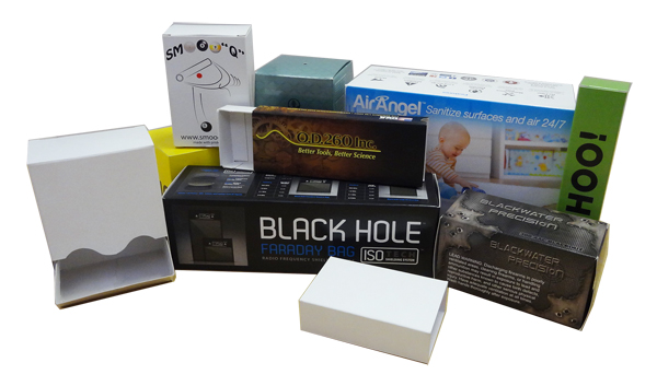 Promotional Box Folding Cartons