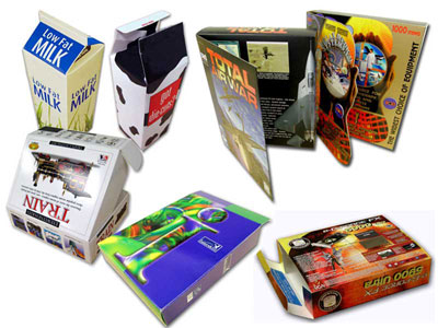 Cut Glove Bo Packaging Printing Templates