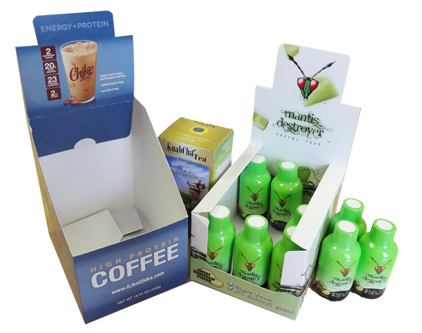 Energy Drink Boxes