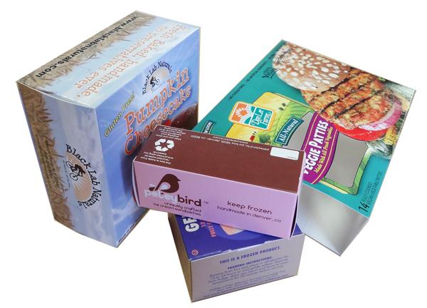 Frozen Food Boxes
