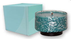 Square Candle Boxes