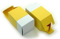 Tuck Top Open Bottom Boxes