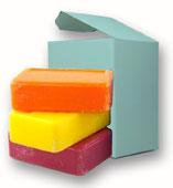 Retail Soap Boxes